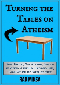 Turning Tables on Atheism - Title Page